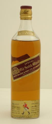 Johnnie Walker Red Label-Circa 1950 (4)
