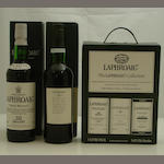 Laphroaig Royal Warrant-10 year old<BR /> Laphroaig-15 year old<BR /> The Laphroaig Collection