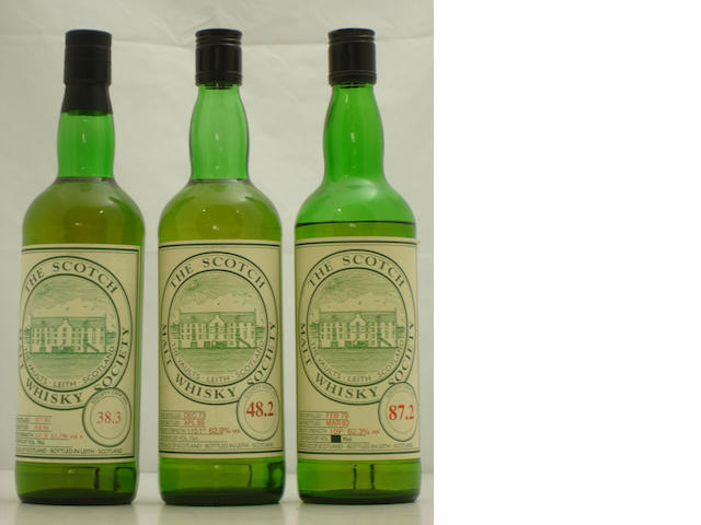 SMWS 38.3<BR /> SMWS 48.2<BR /> SMWS 87.2