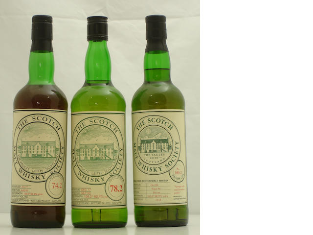 SMWS 74.2<BR /> SMWS 78.2<BR /> SMWS 100.2