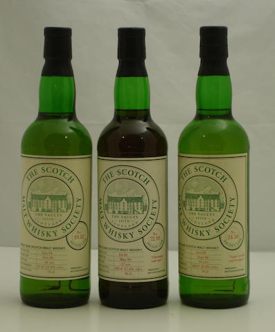 SMWS 19.32<BR /> SMWS 72.10<BR /> SMWS 24.50