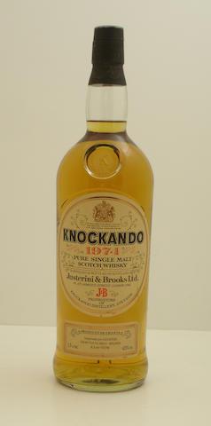 Knockando-1974