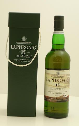 Laphroaig Erskine 2000-15 year old