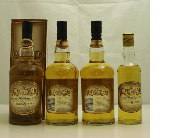 The Glenturret-8 year old (3) <BR /> The Glenturret-8 year old (halves 2)