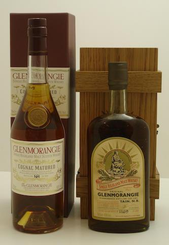 Glenmorangie Cognac Matured  Glenmorangie Original-1974
