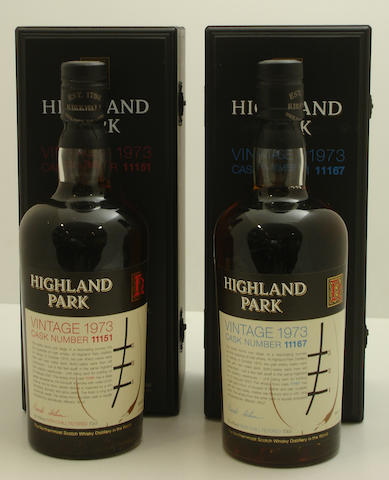 Highland Park-28 year old-1973  Highland Park-28 year old-1973