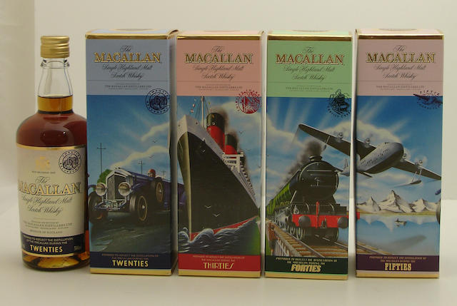 The Macallan Travel Series (4)