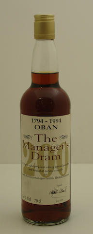 Oban Bicentenary-16 year old