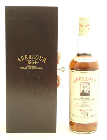 Aberlour-25 year old-1964