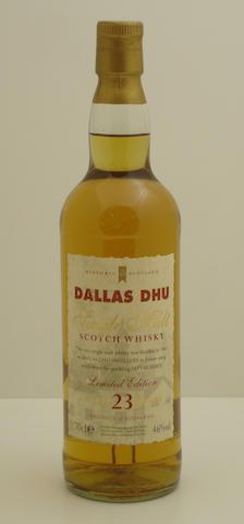 Dallas Dhu-23 year old-1983