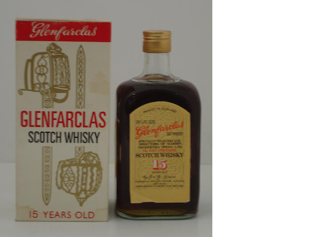 Glenfraclas-15 year old
