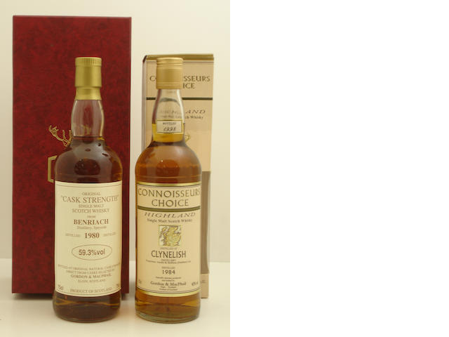 Benriach-1980<BR /> Clynelish-1984