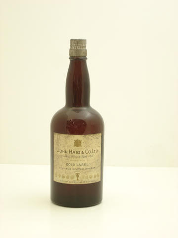 Haig Gold Label-Circa 1940