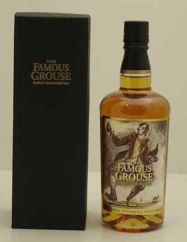 The Famous Grouse Robert Burns Edition-37 year old