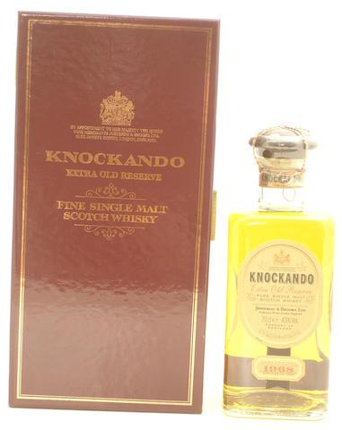 Knockando Extra Old Reserve-1968