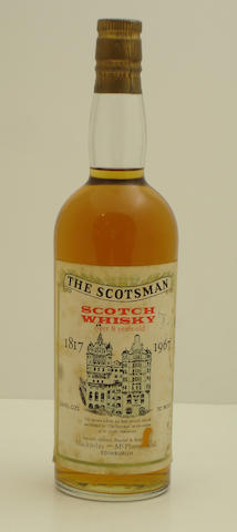 The Scotsman 150th Anniversary-8 year old