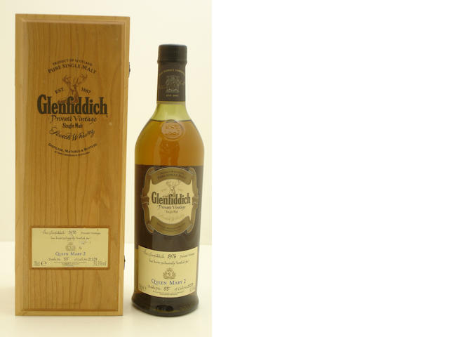 Glenfiddich Private Vintage-1976