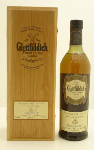 Glenfiddich Private Vintage-1976