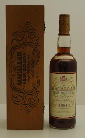 The Macallan Gran Reserva-1981