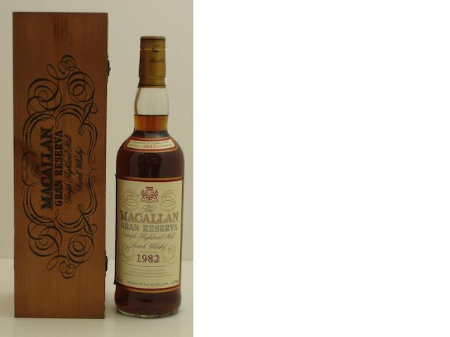 The Macallan Gran Reserva-1982