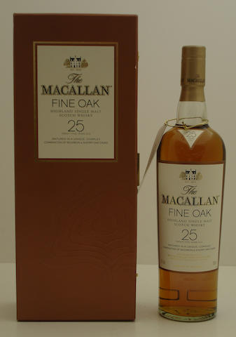 The Macallan Fine Oak-25 year old