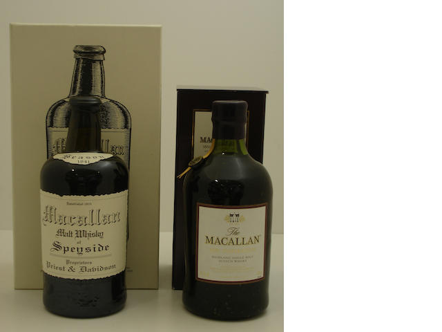 The Macallan Replica-1841<BR /> The Macallan Insperation-1851