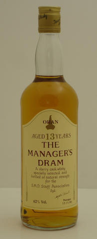 Oban-13 year old