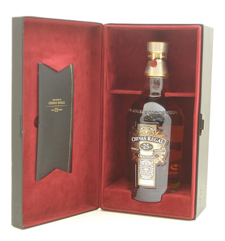 Chivas Regal-25 year old