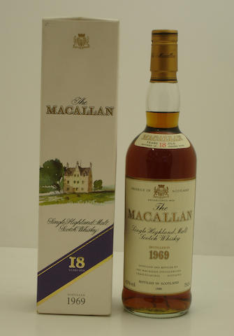 The Macallan-18 year old-1969