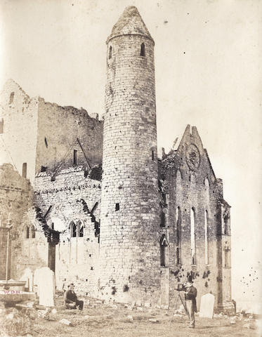 HEMPHILL (WILLIAM DESPARD) IRELAND. Stereoscopic Illustrations of Clonmel, and the Surrounding Country, including Abbeys, Castles, and Scenery, Dublin, William Curry, 1860