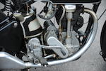 Property of a deceased's estate,1949 Norton 490cc International Clubman's TT Model Frame no. D11 21819 Engine no. D11 21819