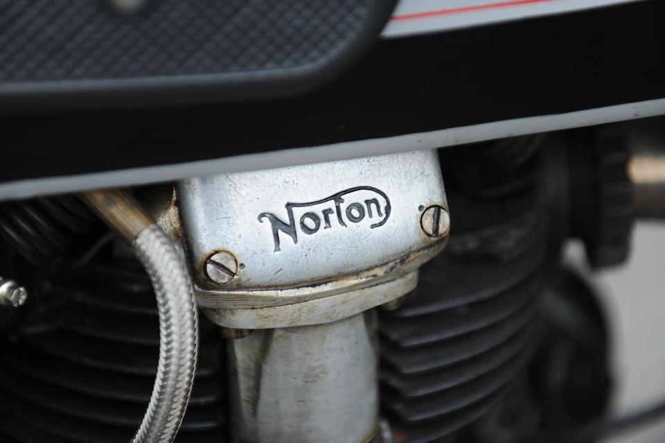 Property of a deceased's estate,1949 Norton 490cc International Clubman's TT Model Frame no. D11 21819 Engine no. D11 21819
