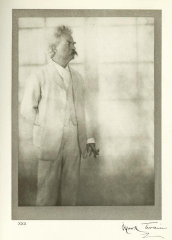 COBURN (ALVIN LANGDON) Men of Mark, presentation copy, 1913