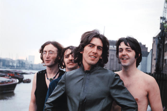 Tom Murray: The Beatles - 'Mad Day Out', 28th July 1968, 2
