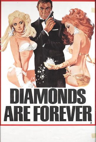 Diamonds Are Forever Eon / United Artists, 1971,