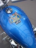 Only 81 miles (approximately 130 kilometres) from new,2005 Orange County Chopper 'American Spirit of Invention' Frame no. SW92702R1STOC1534 Engine no. FC00722