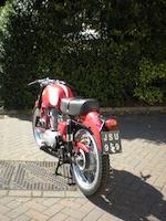 1961 Bianchi 175cc Tonale Frame no. 235485 Engine no. 235485