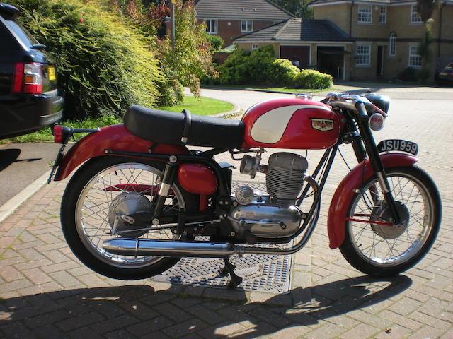 1961 Bianchi Tonale Frame no. 235485 Engine no. 235485