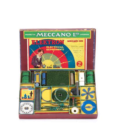 Meccano Elektron Electrical Experiments Set 2