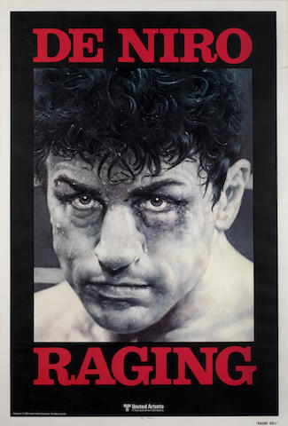 Raging Bull, United Artists, 19802