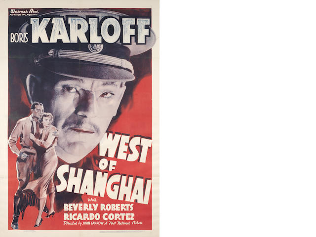 West Of Shanghai,  Warner Bros., 1937,