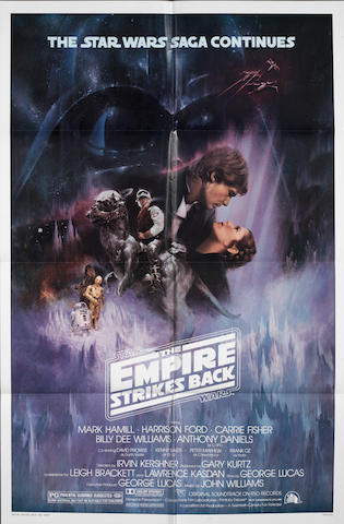 The Empire Strikes Back, Lucasfilm / Twentieth Century Fox, 1980,