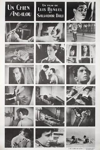 Un Chien Andalou Bunuel/Dali, 1927,
