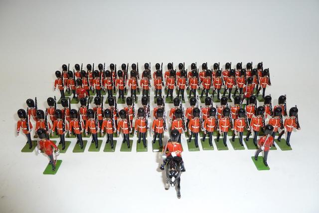 Britains Metal Models, Scots Guards 410 approx
