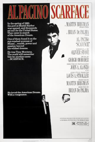Scarface, Universal, 1983,