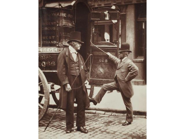 THOMSON (JOHN) Street Incidents, 1881
