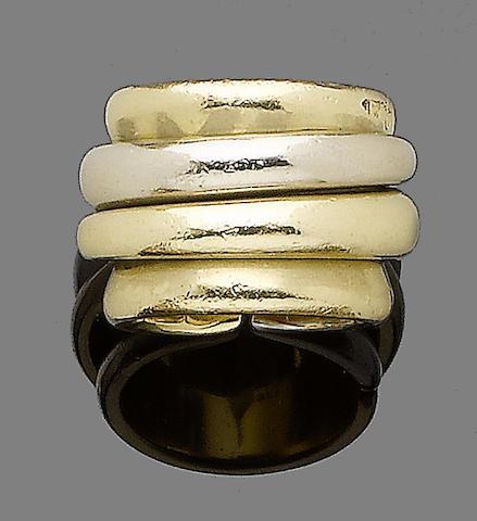 A dress ring, by Pomellato