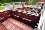 1938 Bentley 4 ¼ litre Four Door Cabriolet  Chassis no. B125LE Engine no. H9BG