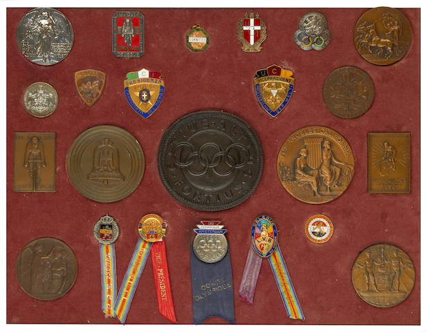 Cycling - Medals and Badges, 1908-1930