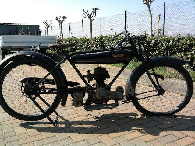 1924 Raleigh 3hp Frame no. 3465 Engine no. 6559